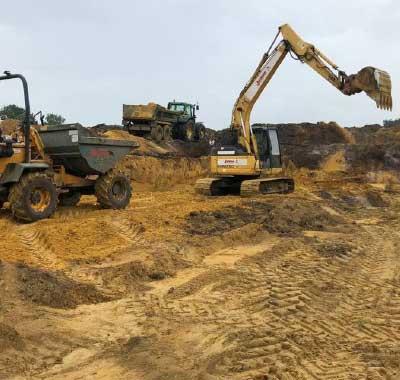 Jackson Arenas Construction